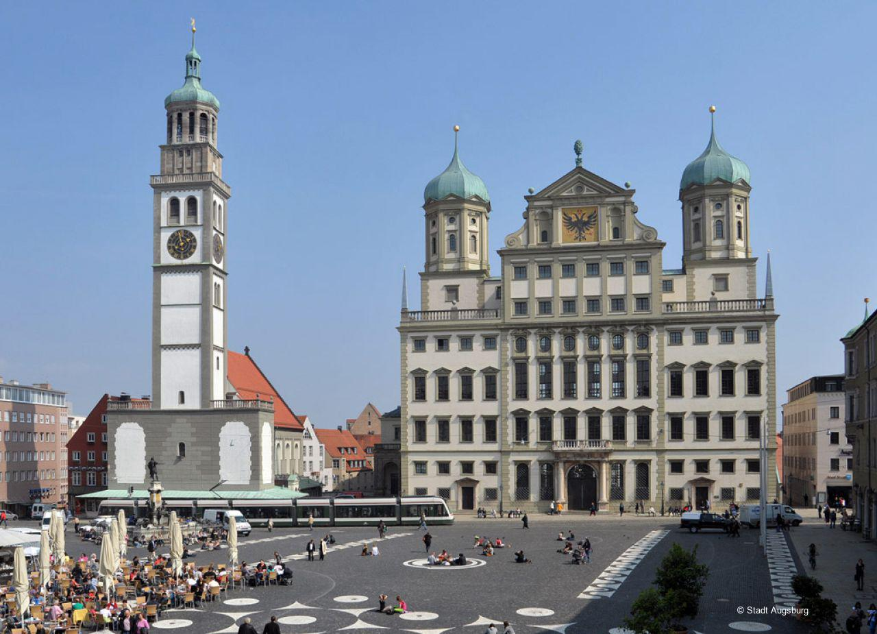 Augsburg Town Hall