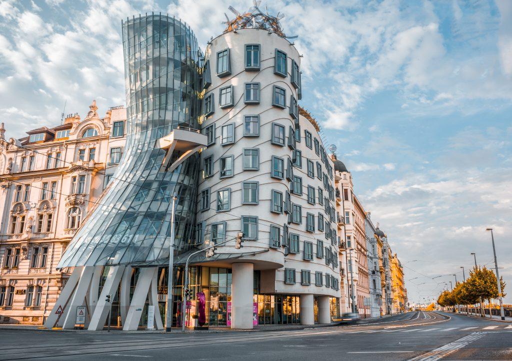 PragueDancingHouse