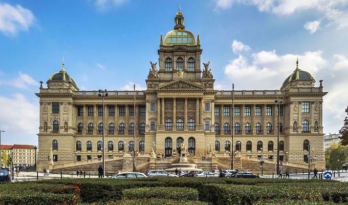 PragueNarodniMuseum