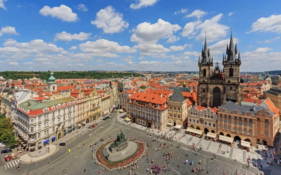 PragueOldTownSquare