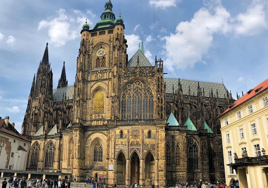 PragueStVitusCathedral