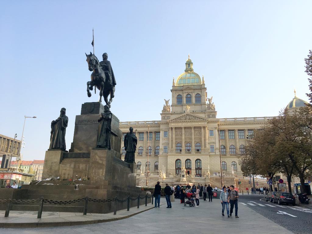 PragueWenceslasSquare